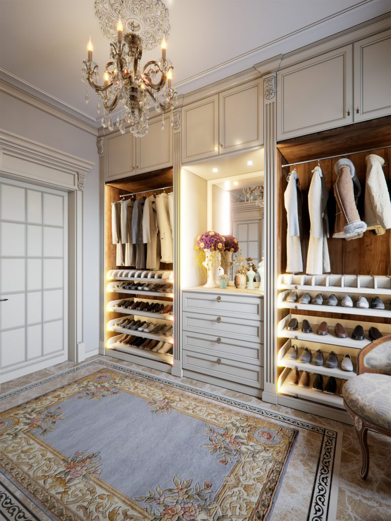 Your closet doesn't have to be the ugly duckling. Whether you prefer modern or vintage looks we can help you design a closet style that is right for you!
