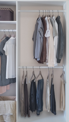 Everyone seems to be talking about simplifying and reducing your stuff. But what if you like your stuff and prefer to keep it around for awhile? Sometimes you just need to figure out how to fit more in a closet. Who says you can't keep all those things you love (and buy more)?!! Learn how to maximize closet space!