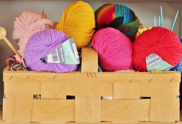March is National Craft Month. The Craft & Hobby Association developed this month long holiday back in 1994 as a way to help people rediscover the wonderful world of crafting. You can't craft if you can't find your stuff. We're here with our favorite ideas for organizing a craft closet.