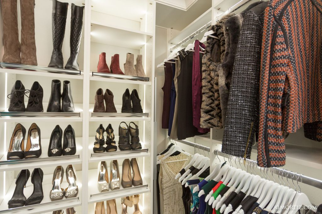 Does your closet have a few dark holes of wasted space? Think about the pesky areas where two walls meet, the dreaded corners. Learn how to utilize closet corners!