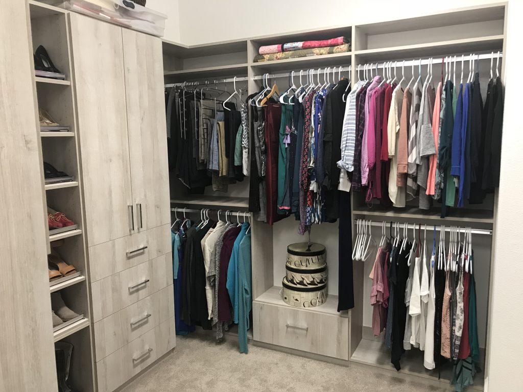If you've been considering a closet remodel you may have a few questions. We've gathered a selection of closet organization FAQs to help you decide. Closet Envy is here to help you design your happy space.